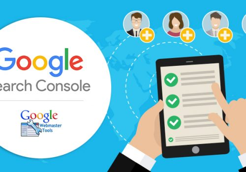 Add User in Google Webmaster Tools