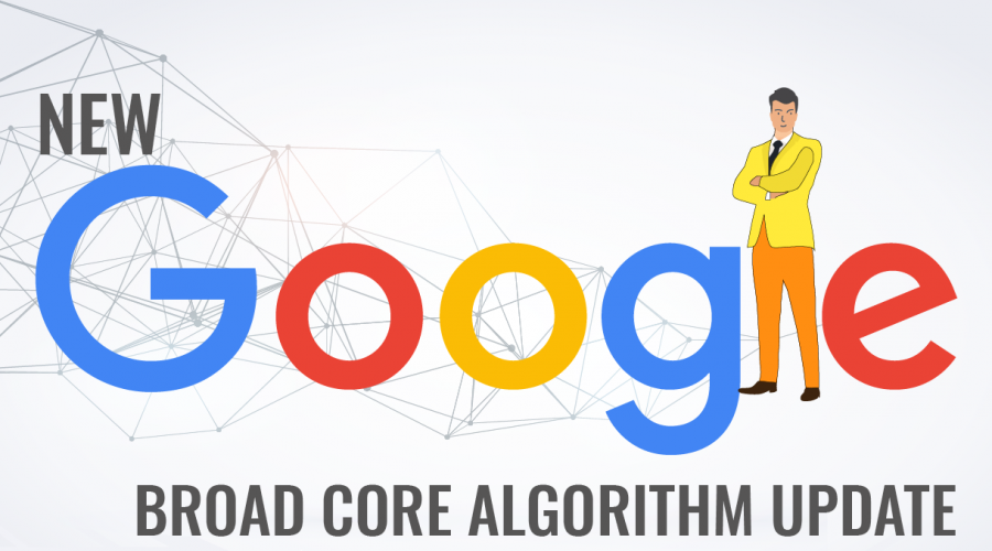 Google's Broad Core Algorithm Update Released | Are You Ready?