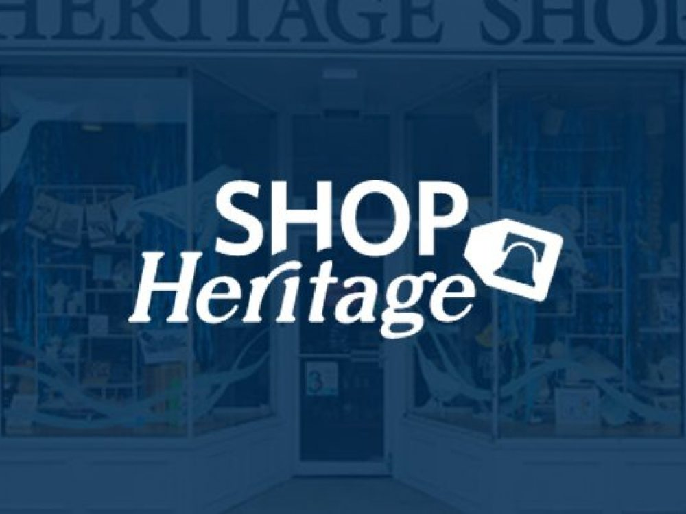 Shop Heritage Main Logo